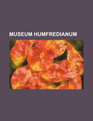 9781236530448: Museum Humfredianum
