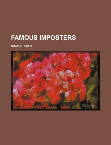 9781236540072: Famous Imposters