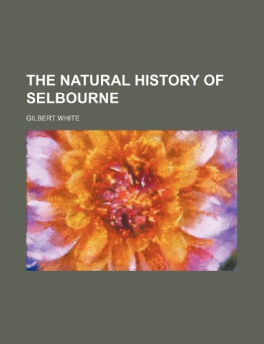 9781236560322: The Natural History of Selbourne