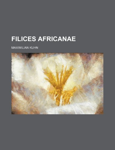 9781236560810: Filices Africanae