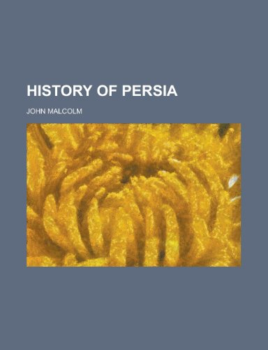9781236570710: History of Persia