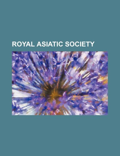 9781236575371: Royal Asiatic Society