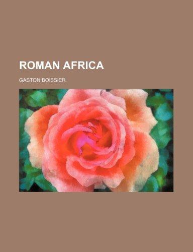 9781236583208: Roman Africa