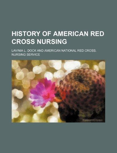 9781236592248: History of American Red Cross Nursing