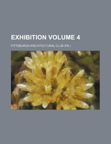 9781236594921: Exhibition Volume 4