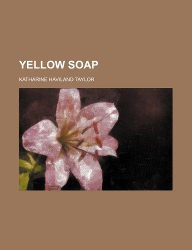 9781236619709: Yellow soap