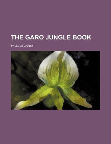 9781236646736: The garo jungle book