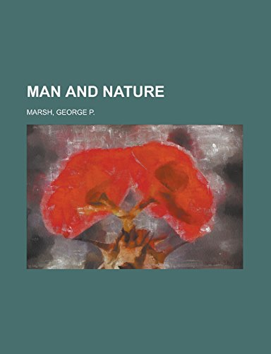 9781236685841: Man and Nature