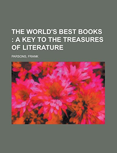 9781236686329: The World's Best Books