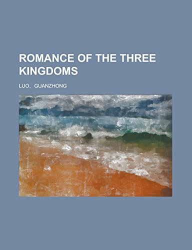 9781236686688: Romance of the Three Kingdoms