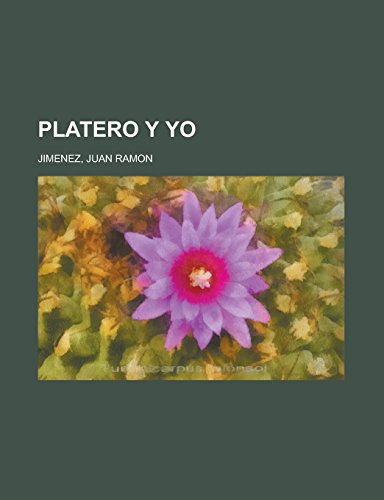 9781236686794: Platero y Yo