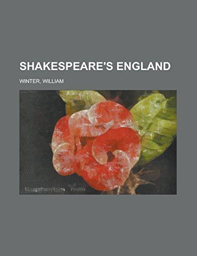 9781236689726: Shakespeare's England