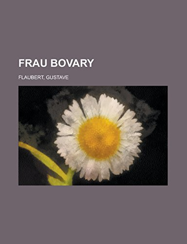 9781236690296: Frau Bovary