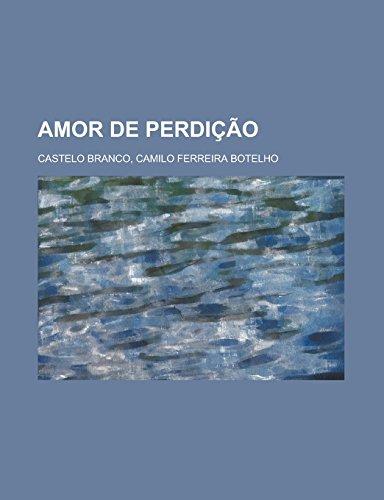 9781236692054: Amor de Perdicao