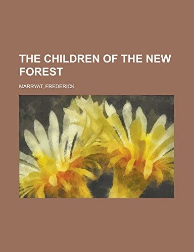 9781236701152: The Children of the New Forest