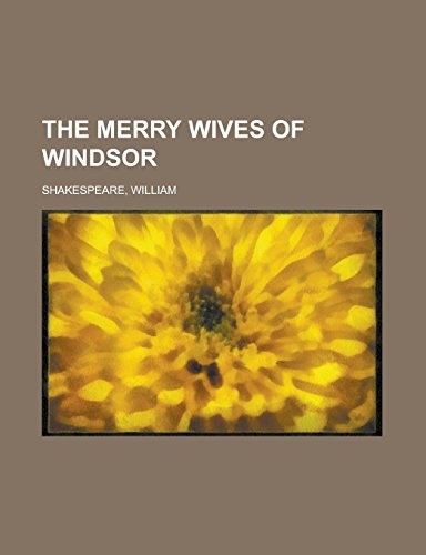 9781236702111: The Merry Wives of Windsor