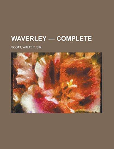 9781236703200: Waverley - Complete