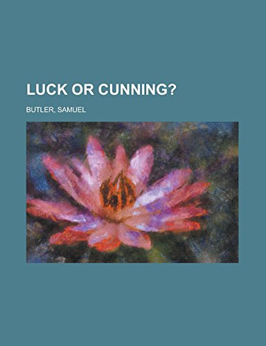 9781236711151: Luck or Cunning?