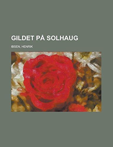 9781236711526: Gildet på Solhaug (Norwegian Edition)