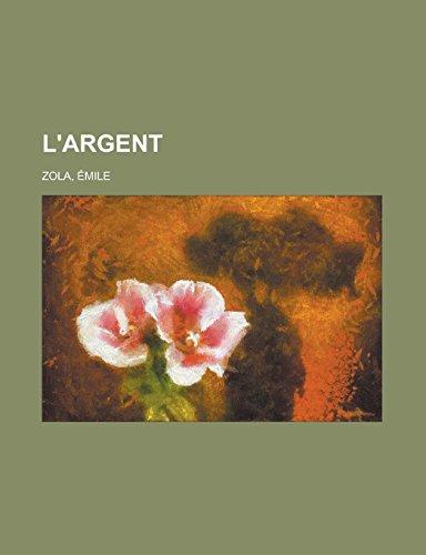 9781236715296: L'Argent