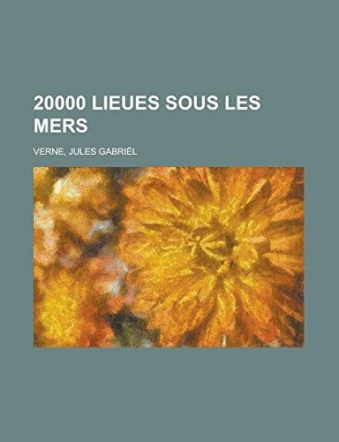 9781236715913: 20000 Lieues Sous Les Mers (1)