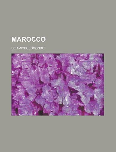 9781236723796: Marocco (Italian Edition)