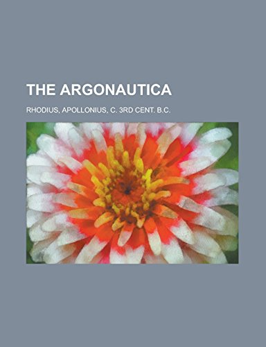 9781236723970: The Argonautica