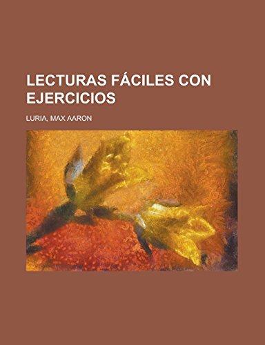 9781236724397: Lecturas fáciles con ejercicios (Spanish Edition)