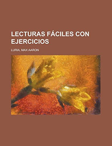 9781236724397: Lecturas Faciles Con Ejercicios