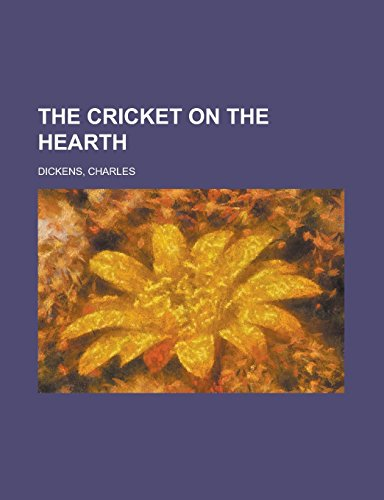 9781236726124: The Cricket on the Hearth