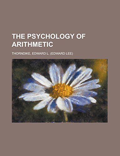 9781236728975: The Psychology of Arithmetic