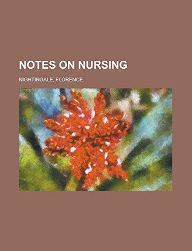 9781236730374: Notes on Nursing