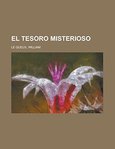 9781236731760: El tesoro misterioso (Spanish Edition)