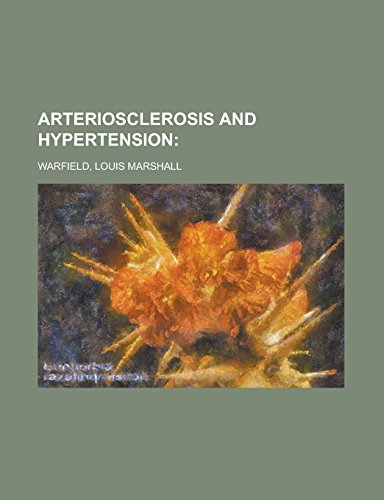 9781236734280: Arteriosclerosis and Hypertension