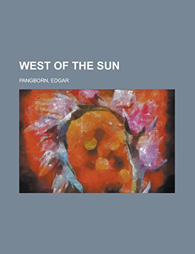 9781236737120: West of the Sun