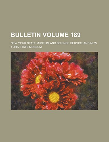 9781236774958: Bulletin Volume 189