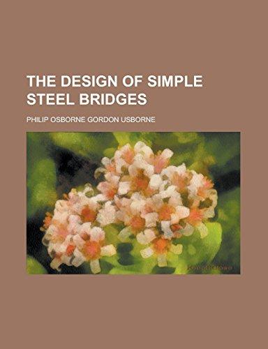 9781236793171: The design of simple steel bridges