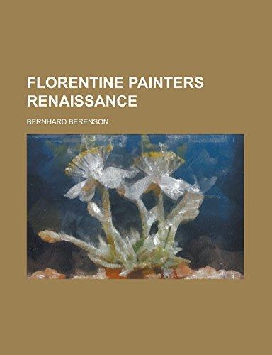 9781236830883: Florentine Painters Renaissance