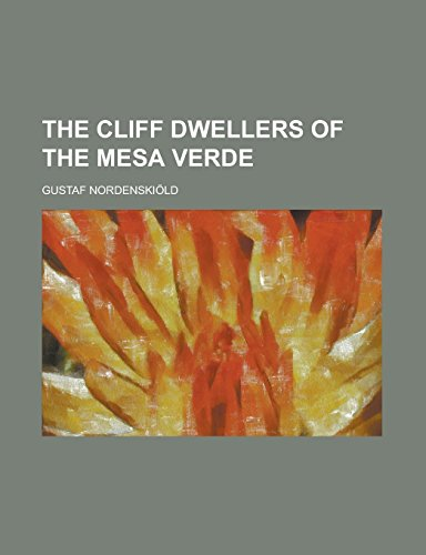 9781236861658: The Cliff dwellers of the Mesa Verde