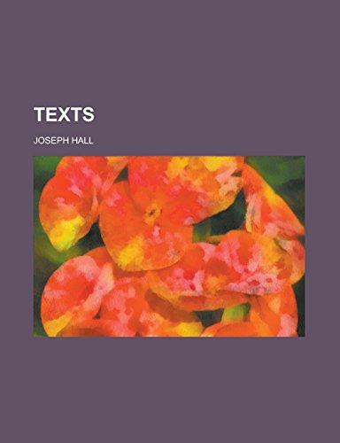 9781236896667: Texts