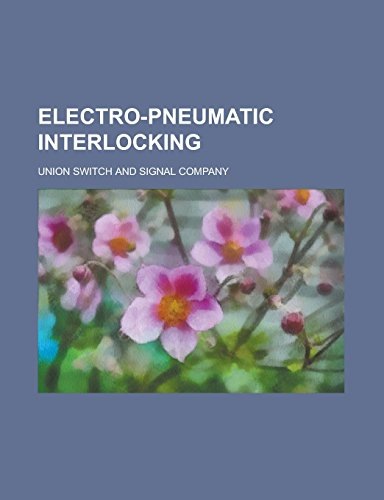 9781236925732: Electro-pneumatic interlocking