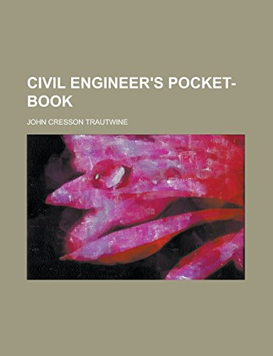 9781236986573: Civil Engineer's Pocket-Book