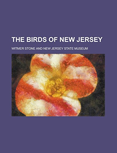 9781236997012: The birds of New Jersey