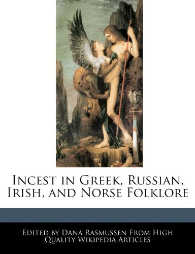 9781240169207: Incest in Greek, Russian, Irish, and Norse Folklore