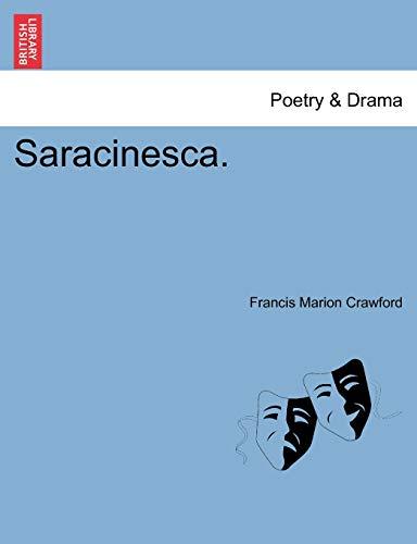 9781240894840: Saracinesca. Vol. II