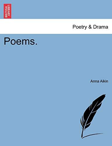 9781241025205: Poems.