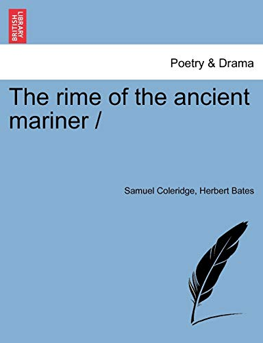 9781241172206: The Rime of the Ancient Mariner