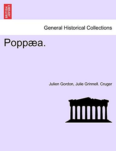 Poppæa.: Julien Gordon