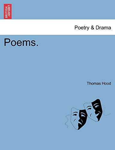 Poems. (1241247447) by Thomas Hood