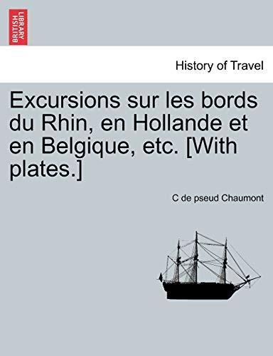 Excursions Sur Les Bords Du Rhin, En: C De Pseud
